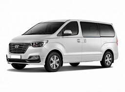 Hyundai H-1 Business серый